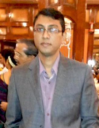 Sushant Saha