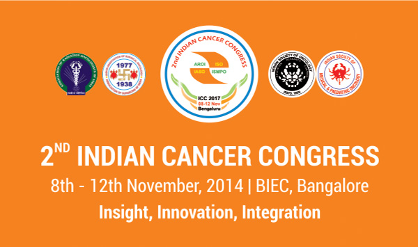 INNOVATION TO DOMINATE 2nd indian Cancer Congress 2017