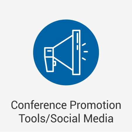 Conference Promotion Tools/Social Media