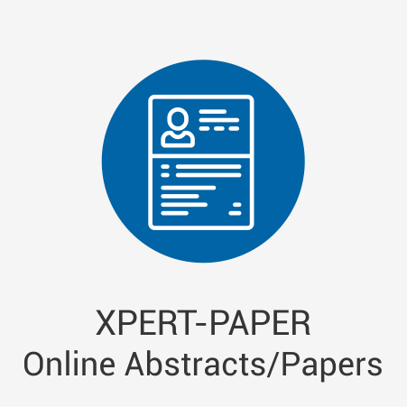 XPERT-PAPER Online Abstracts/Papers