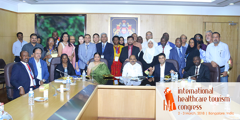 Africa Looks to India for Healthcare Development at IHTC Conference
