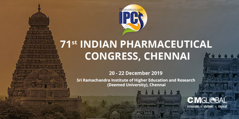 CIMGlobal Indian Pharmaceutical Congress
